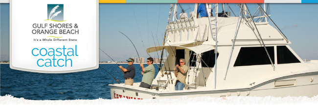 Coastal Catch - Fishing news from Gulf Shores and Orange Beach
