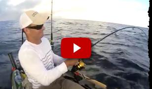 Kayak Fishing Video
