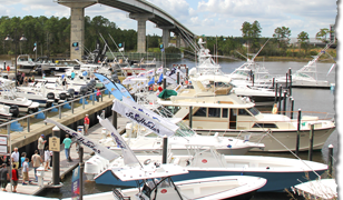 Wharf Boat & Yacht Show