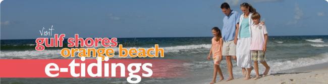 Gulf Shores and Orange Beach E-tidings